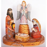 NEW! NATIVITY SCENES