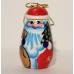 Santa Claus Wooden Christmas Tree Ornament