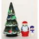 Christmas Tree. 3 Pieces Doll