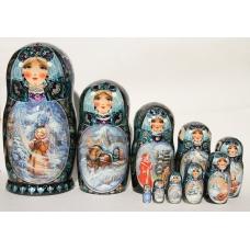Morozko Russian Fairy Tale