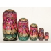 Fireb-Bird Russian Nesting Doll