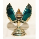 Faberge Style Egg with St. Isaac's Cathedral
