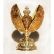 Faberge Style Egg with Crown