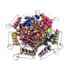 Set of 20 Pins with Matreshka Dolls