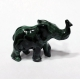 Small Malachite Elefant