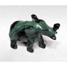 Malachite elefant
