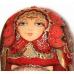Matreshka Doll with Russian Troika