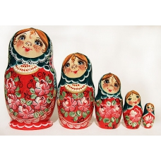 Doll with Different Faces